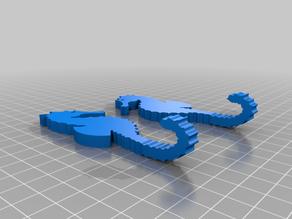Sea Horse Hangers