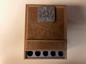 2520 Pin Box