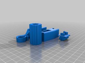 Adjustable Filament Guide for Ender3 CR10