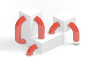 Laravel logo - 3D