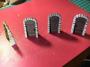 Dungeon Door - Scatter Terrain