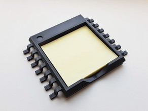 Post-It Holder Chip - without Pen Holder