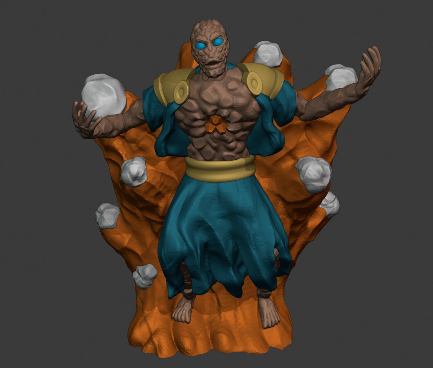 Gloomhaven Monster: Savvas Lavaflow