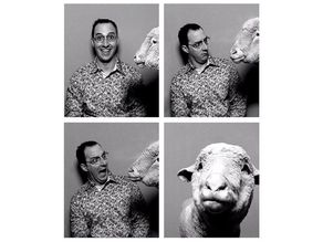 Buster Bluth Sheep PhotoBooth