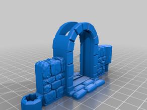 DungeonSticks Doors
