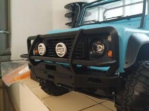 3D sets Landy ARB front bumper