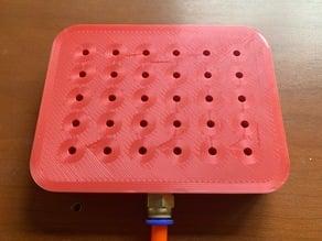 CNC Vacuum table for PCB
