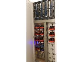 Smarthome Ethernet to ESP8266 GPIO Concentrator