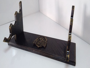 Harry Potter Wand Stand for 3 wand