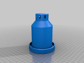 Jargar - Self-Watering Planter in a jar - REMIX