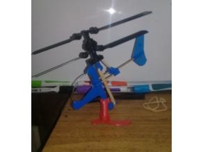 Base para helicóptero