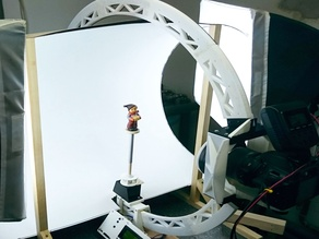 3d Scanner (Poor man´s photogrammetry rig)