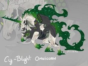 OmniCorn CY-BLIGHT #Retroverse