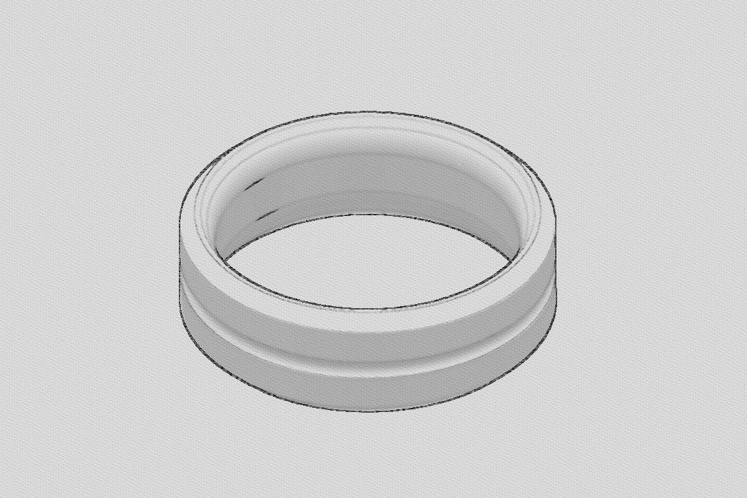 Basic Mens Ring
