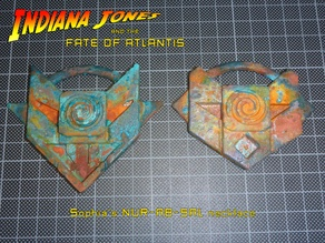 Nur-Ab-Sal Medaillons (Sophia's Necklace / Indiana Jones)