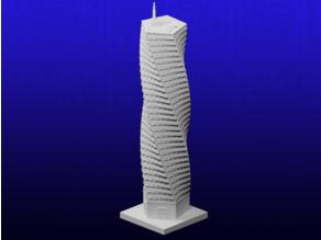 GreebleCity: Twirly Whirly Tower