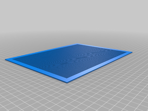 Fine Mesh Screen (Now with Rectangles!)