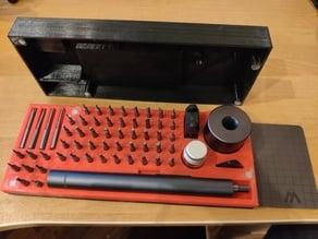 Xiaomi Wowstick box and bit holder