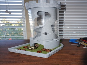 Ruined Castle Dice Tower