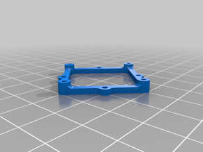 Whoop to 16x16 or 20x20 adapter