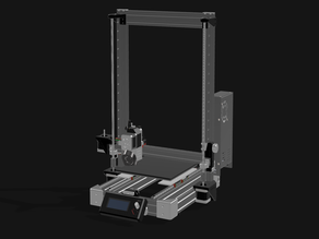My Anet BLV Mgn Prusa Style
