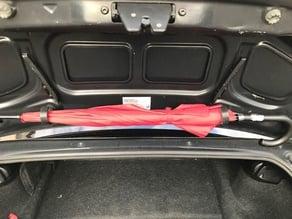 Umbrella Holder for BMW Z4 E85
