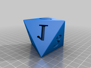 Root compatible D8 dice