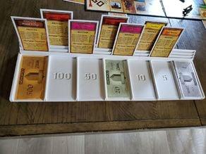 Monopoly Deed Card Organizer