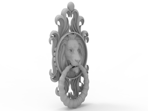 Lion Door Knocker Home Decor hardware accessories