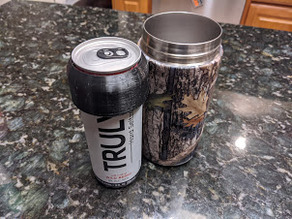 Craft Can Koozie Adapter (Slim and Regular Can)