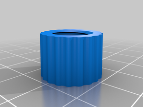 4mm (1.75 filament) PTFE fitting for Titan Extruder