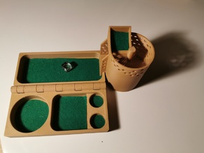 Dice Tower for D&D DiceBox