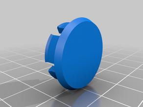 airsoft 40mm grenade cap