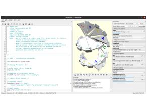 DNA3D - A 3D-printable model of DNA