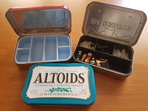 Altoids Organizer