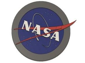 Classic Nasa Logo