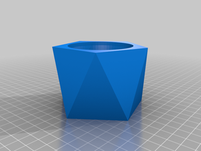 Geometric Flowerpot_3