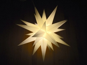 Multipoint 3D Star