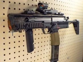 Elite Force HK MP7 A1 AEG - Muzzle Break/Battery Expansion