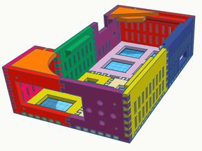 Tronxy x1 base box (all in one)