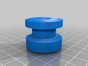 UniStrut Rail Button