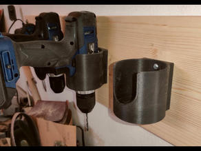 Power Tool / Drill Wall Mount
