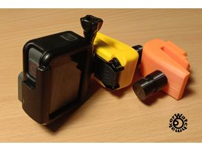GoPro clip for TwoTrees Sapphire Pro 3d Printer