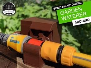 DIY Arduino Garden Waterer