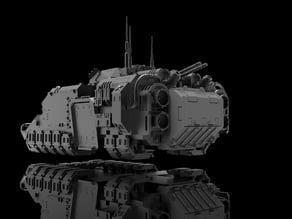 Floating Tank Rear Add-on