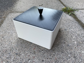 Box with a lid