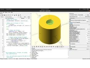 Parametric spacer / bushing