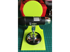 1000X Digital Microscope Stand