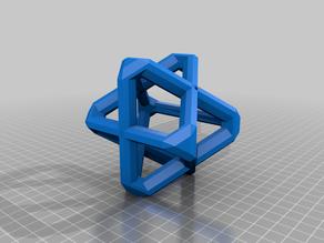 Tetrahedron Star
