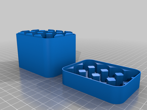 Customizable Battery Case: Common Sizes